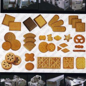 Линии для производства печенья, пряников, бисквитов, тортов