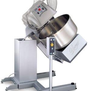 Автоматические тестомесильные машины с подъемником для выгрузки теста на стол / в делитель